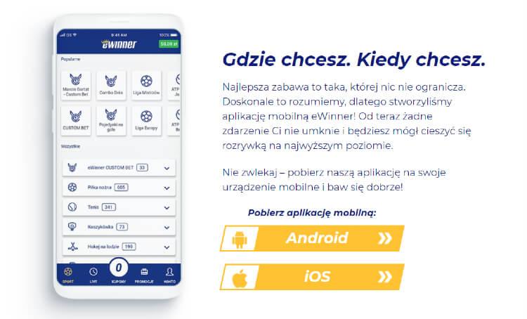 eWinner mobile