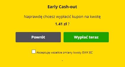 Fortuna cash out