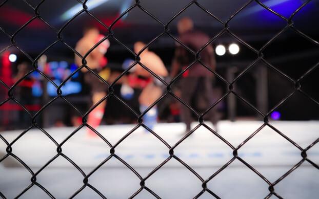 zakłady bukmacherskie MMA