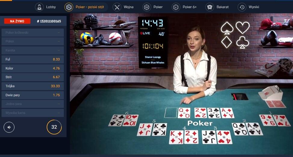 Poker STS