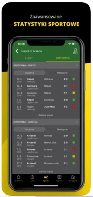 aplikacje bukmacherskie Fortuna