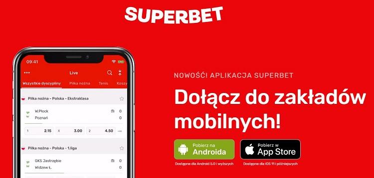 Superbet aplikacja