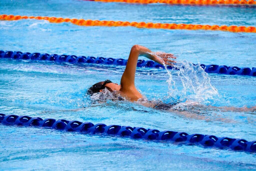 igrzyska olimpijskie plywanie