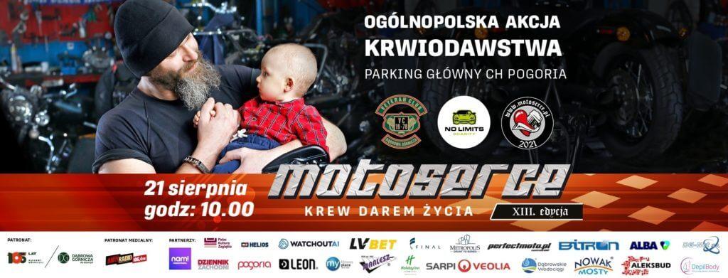 LV BET uczestnikiem akcji Motoserce 2021